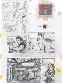 Jan Bosschaert: 'Zelfs de beste tekenaar komt nergens   met een flutverhaaltje'.