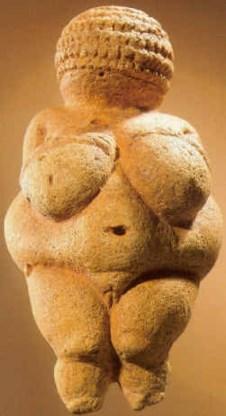 De Venus van Willendorf: onze voorouders waren er dol op.