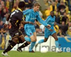 Gert Verheyen, al 13 seizoenen in het vertrouwde Clubshirt.