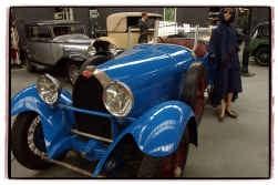 De oldtimers van Autoworld trekken maar 70.000 bezoekers per jaar meer.