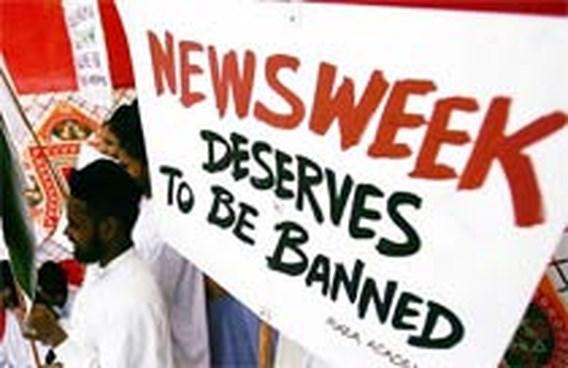Leiding Guantanamo geeft opzettelijke ontheiliging koran toe