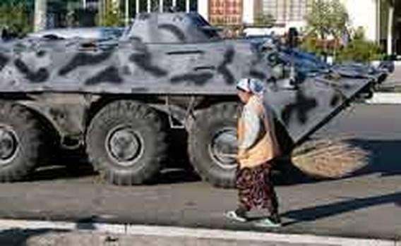 Situatie in Oezbekistan blijft gespannen