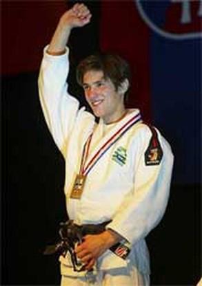 Ilse Heylen Europees kampioen judo