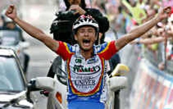 Ivan Parra wint tweede rit op rij