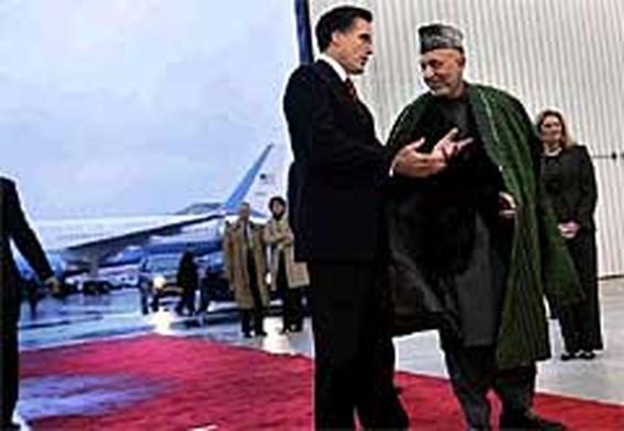 Karzai onder vuur voor zwak optreden tegen opium