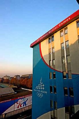 Turijn telt af naar Winterspelen