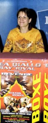 Nathalië Toro is wereldkampioene boksen