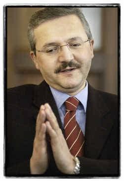 Cemal Cavdarli: ,,Er bestaat zoiets als ja stemmen uit principiële samenhorigheid.''
