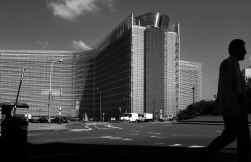 Weinig consternatie in de Berlaymont over de referenda.
