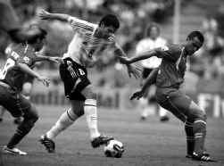 Juan Riquelme (m.): zowel op club- als internationaal niveau aan een nieuwe carrière begonnen.