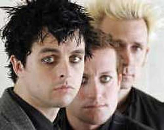 Green Day op 17 oktober in het Sportpaleis