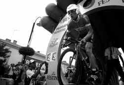 Jan Ullrich miste de start. ,,Nochtans voelde ik me honderd procent fit.''