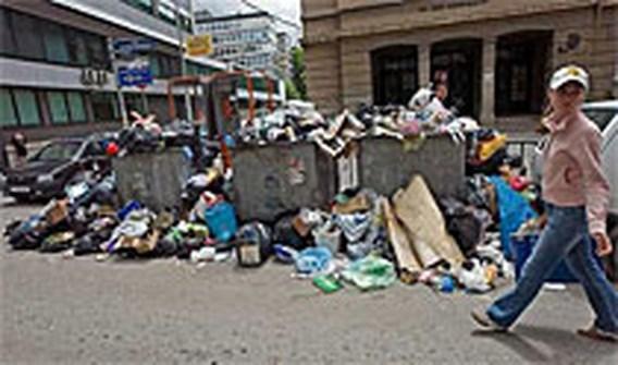 Bulgaarse vuilniscrisis bedreigt volksgezondheid