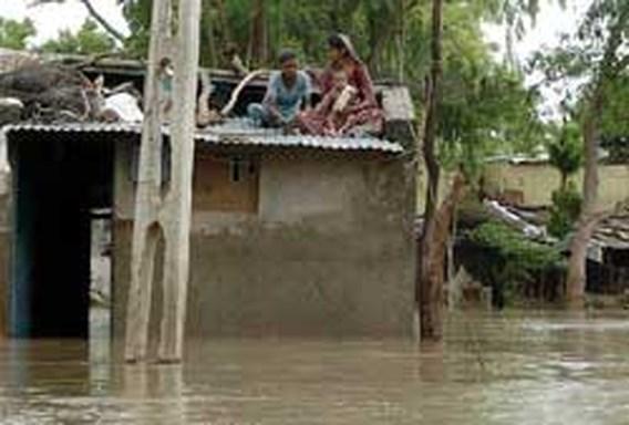 Moessonregen doodt meer dan duizend indiërs