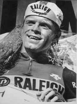 Peter Winnen, 1983.