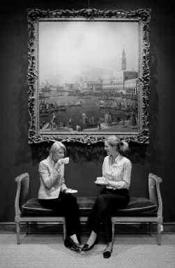 Stadsgezicht van Venetië door Canaletto, goed voor 16,8 miljoen euro.