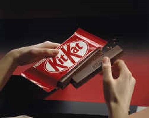 KitKat strijdt om  ,,Have a break''