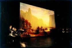 ,,Anathème'' van het Luikse gezelschap Groupov: een schilderij als handeling.