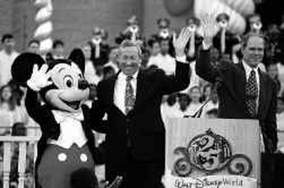 Disney begraaft strijdbijl
