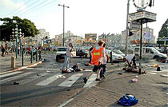 Minstens drie doden bij zelfmoordaanslag in Israël