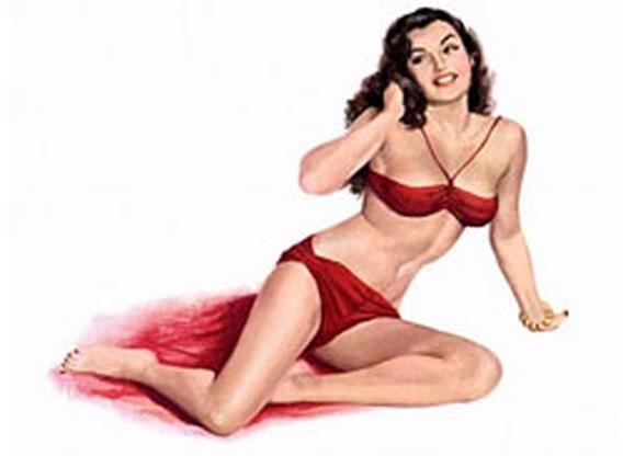 Rood badpak kan kwallenbeet voorkomen