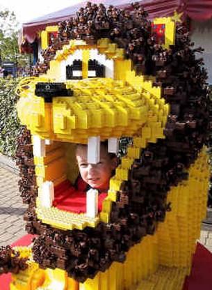 Legoland wordt zusje van Sea Life