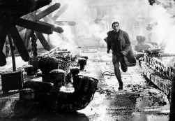 Harrison Ford in 'Blade Runner'.