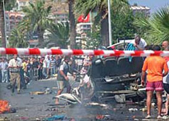 Aanslag Turkse minibus was bompakket