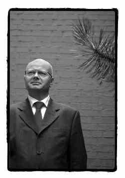 Jan Hermans ging vanuit zijn balie-ervaring zelf vastgoedservice aanbieden.