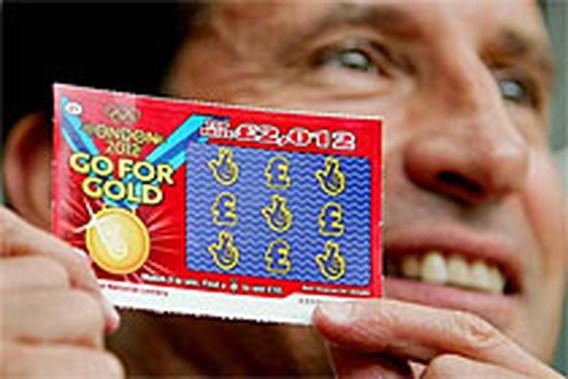 Loterij moet Olympische Spelen Londen financieren