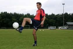 Nico Van Kerckhoven is niet naar Westerlo gekomen om uit te bollen: ,,Ik wil op een mooie manier een punt achter mijn carrière zetten.''