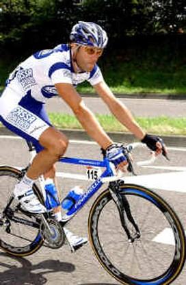 Derde keer Petacchi in Ronde van Nedersaksen