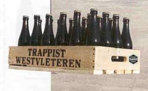 Trappist Westvleteren mogelijk in winkelrekken