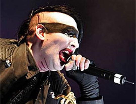 Marilyn Manson en Amy Winehouse op Pinkpop