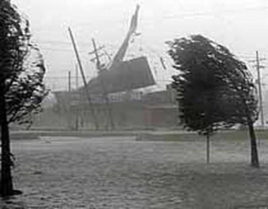 Amerikaanse overheid maakte 90 zware fouten bij Katrina