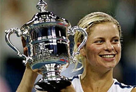Clijsters nadert op Sharapova
