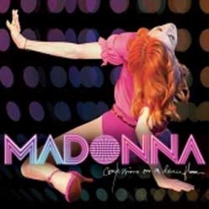 Beluister de nieuwe single van Madonna