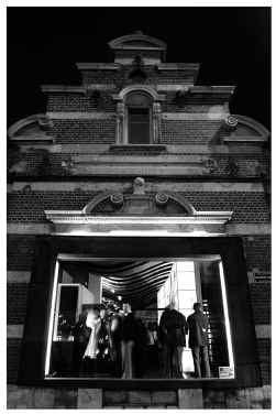 Het voormalige station van Sint-Joost is nu een huis voor jazz in al zijn verschijningen.
