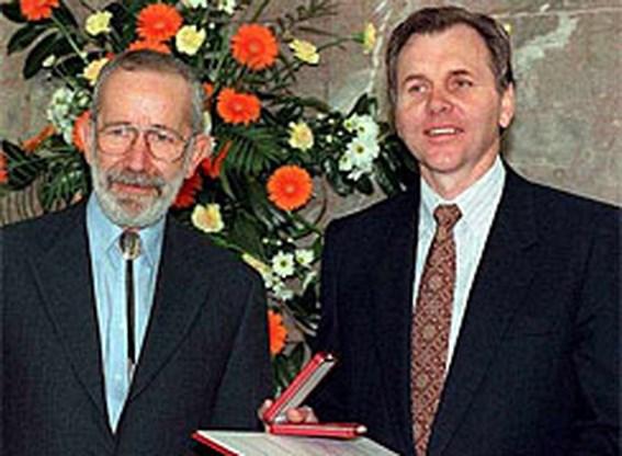 Nobelprijs geneeskunde voor Marshall en Warren