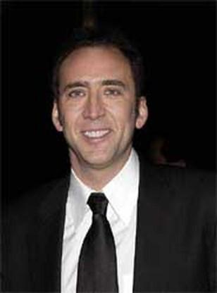 Naakte inbreker in huis Nicolas Cage