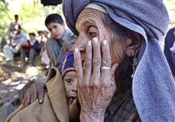 Hulp uit hele wereld voor Pakistan