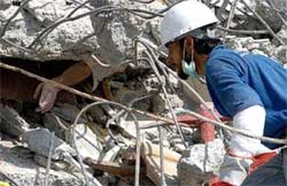 Dodental aardbeving blijft oplopen, al meer dan 30.000 slachtoffers