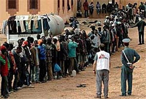 Marokko deporteert honderden illegale immigranten