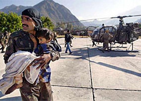 Mogelijk 40.000 doden in Kasjmir