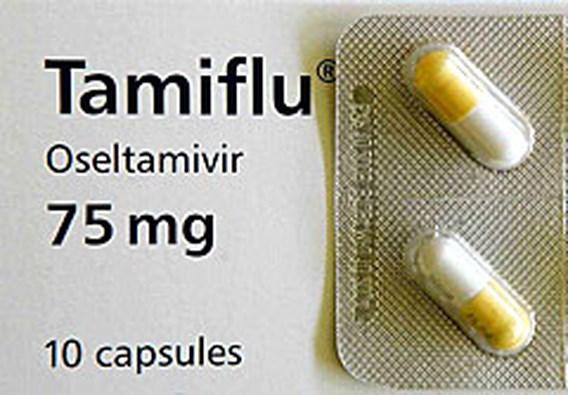 Valse Tamiflu-tabletten in Nederland