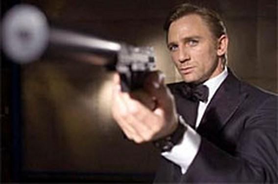 Daniel Craig mag tweede keer in huid kruipen van James Bond