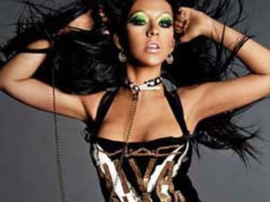 Christina Aguilera concerteert op 3 december in Sportpaleis