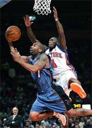 Knicks blijven in het sukkelstraatje