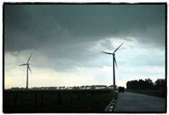 Stroomstoot voor elektriciteitsproductie