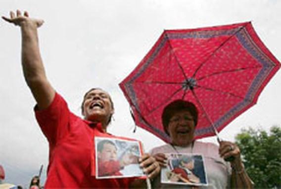 Chavez wint alle parlementszetels